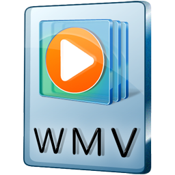 WMV format is also a popular format