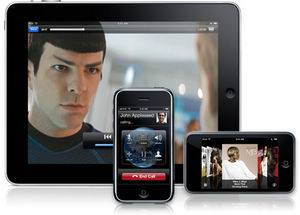 Enjoy movies on your iphone/ipad duaring the bus time
